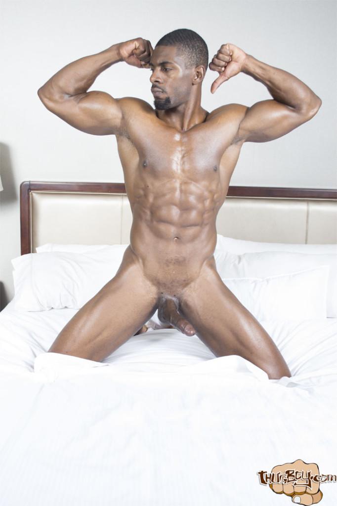 Top black gay thug