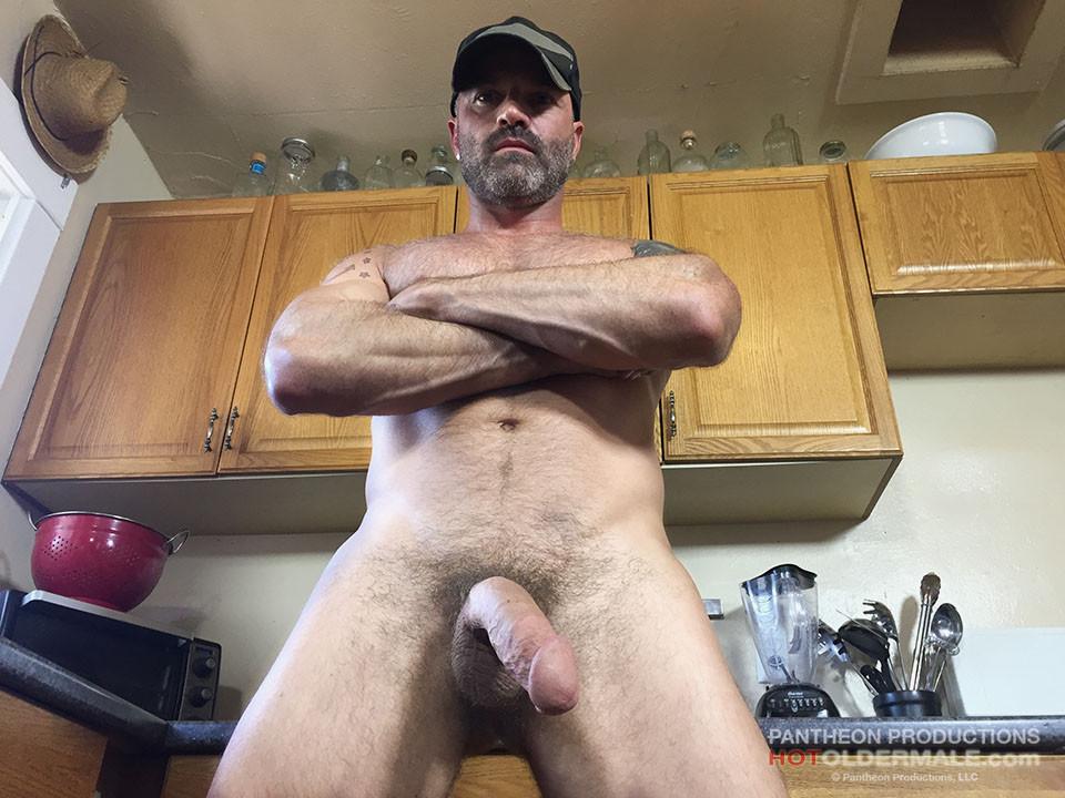 Dave Rex At Hot Older Male - Gaydemon-8667