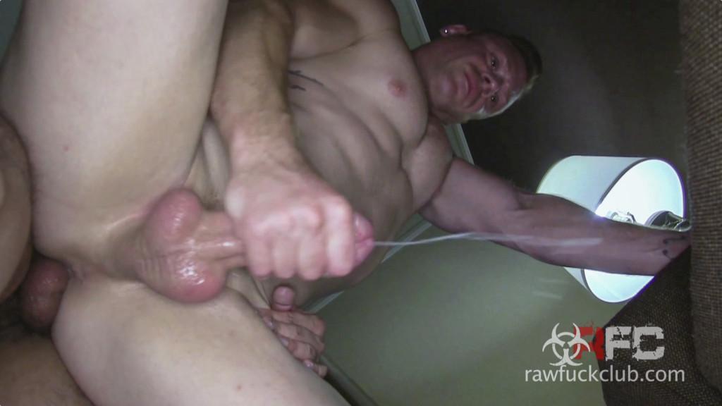 Saxon West And Alessandro Morante At Raw Fuck Club - Gaydemon-1605