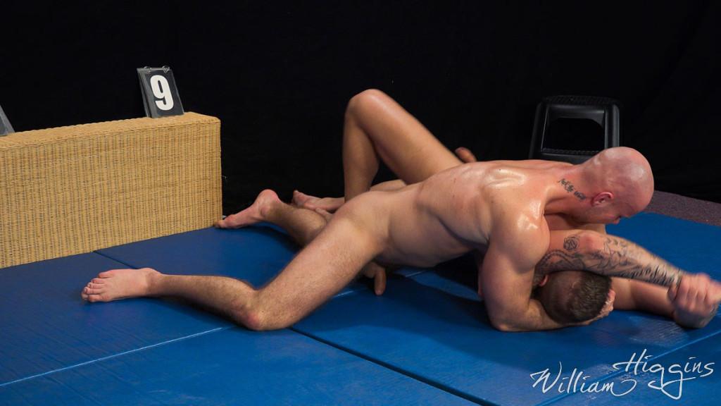 from Jeffery naked wrestling gay demon