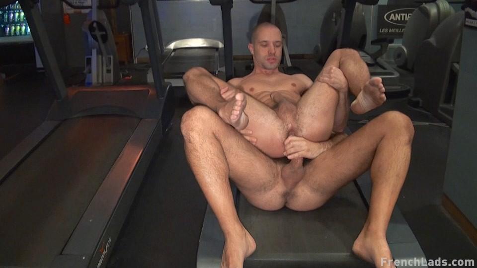 Tony Axel, Matt Surfer And Malik At French Lads - Gaydemon-2232