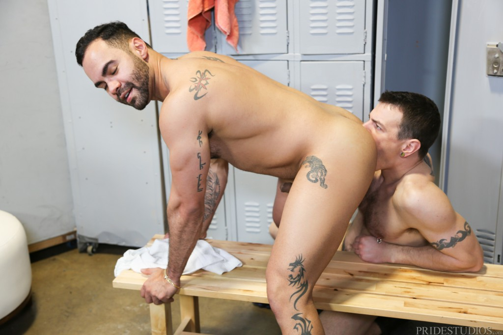 Jesse santana gay sex Tiefe Analcremes