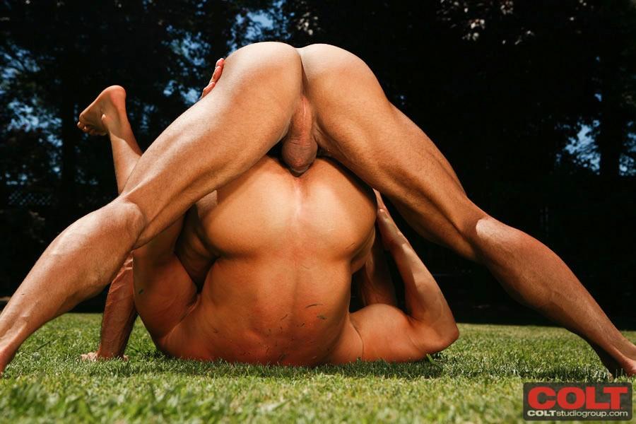 Straight guys feet on webcam 120 - 3 part 6
