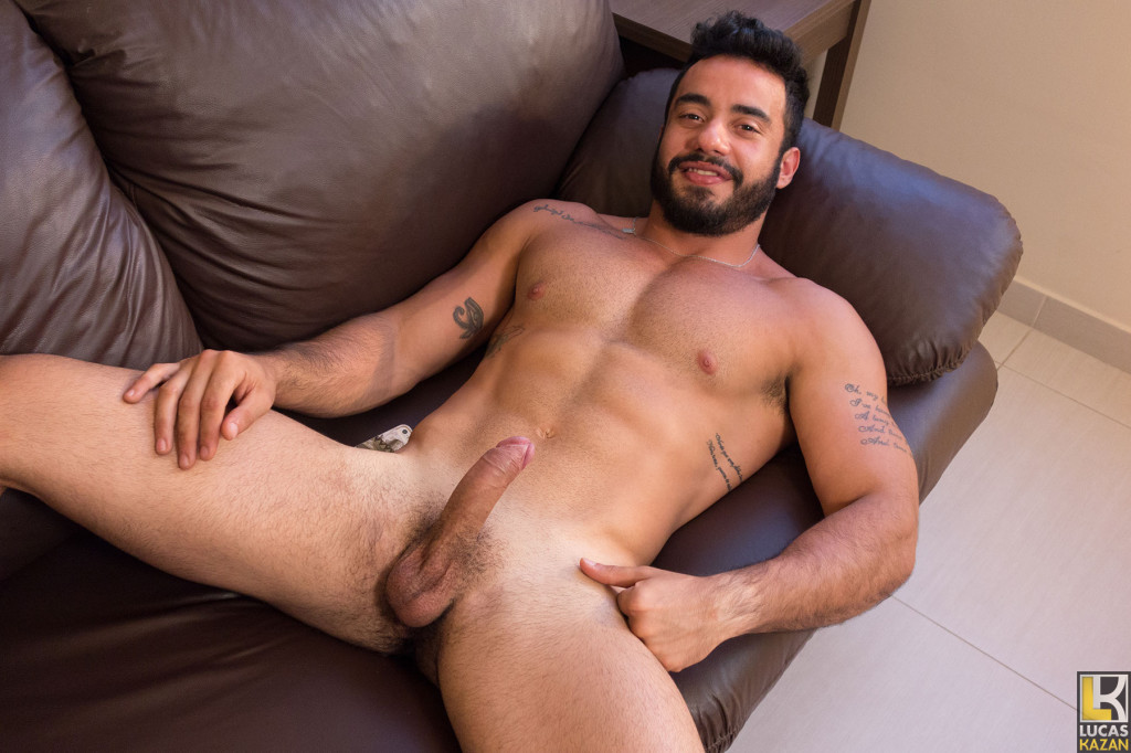 Brazilian Hunk Renato At Lucas Kazan - Gaydemon-7465