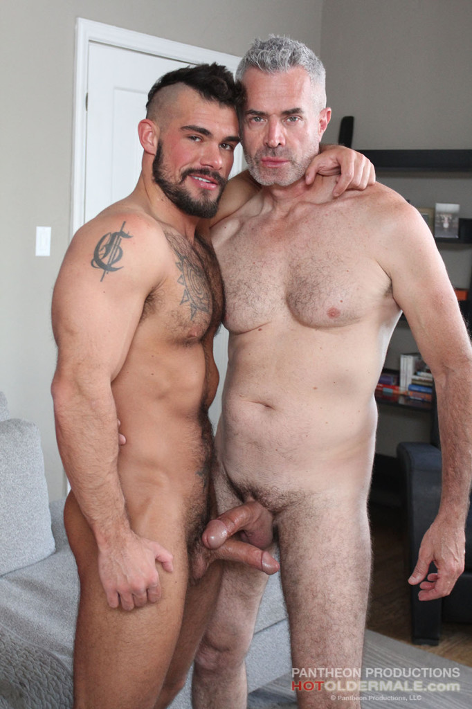 Derek Anthony and Aarin Asker at Hot Older Male - Gay Tube Videos ...