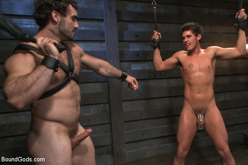 domination Gay muscle