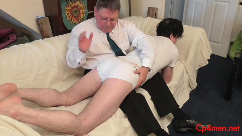 gay demon spanking