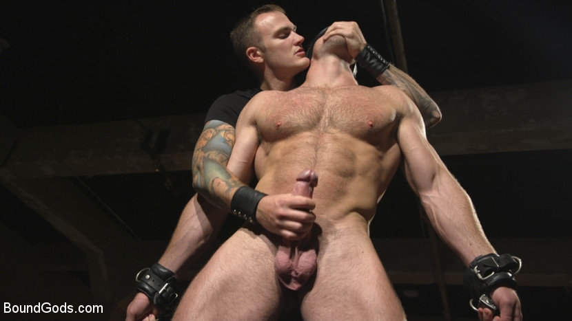 Christian Wilde amp Joey Rico  Gay  Fucked at First Site