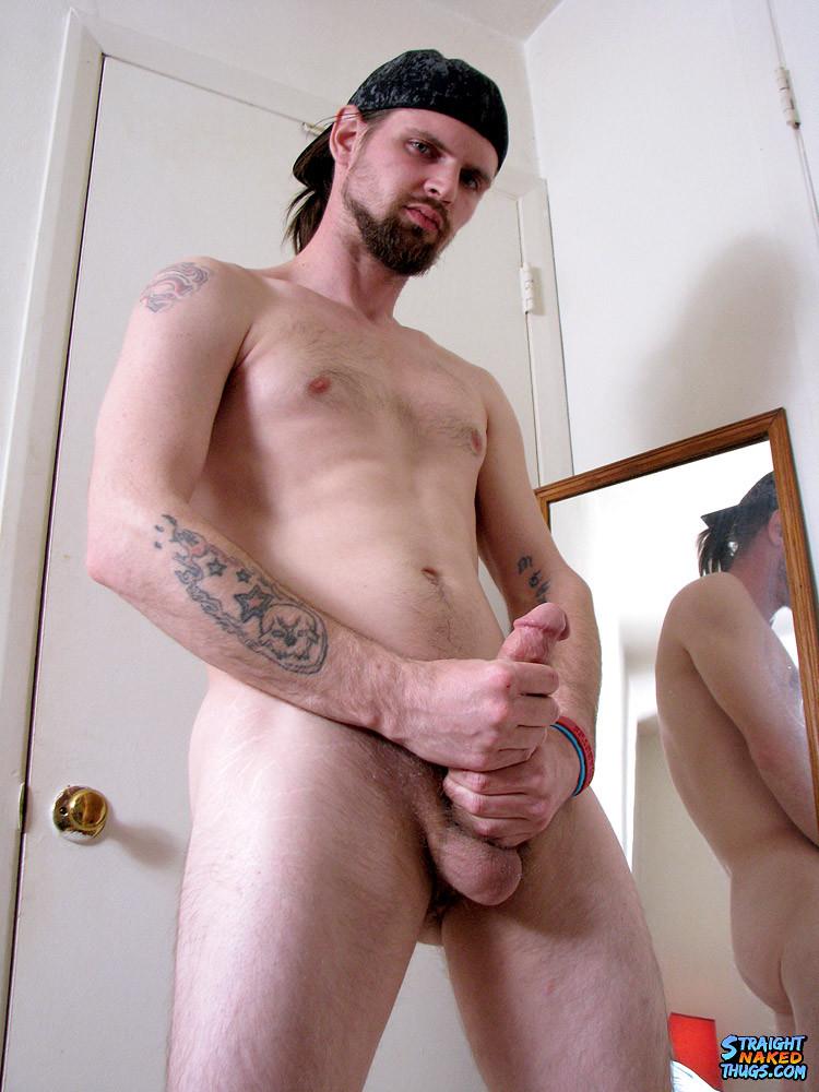 Naked black white thugs nude