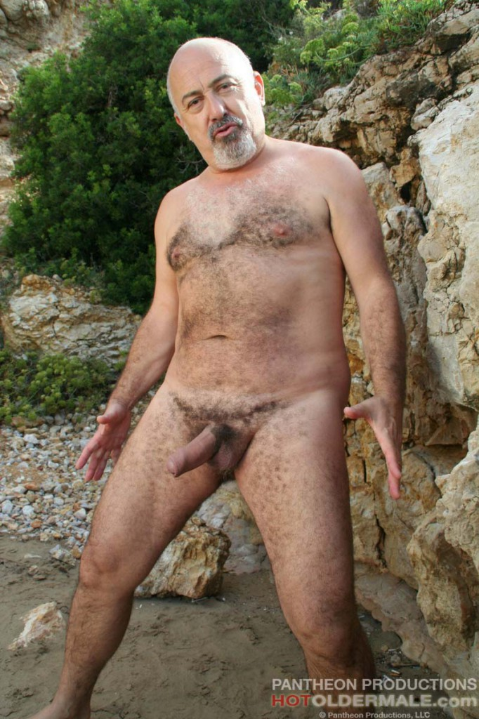 Arturo Granadino At Hot Older Male - Gaydemon-1569