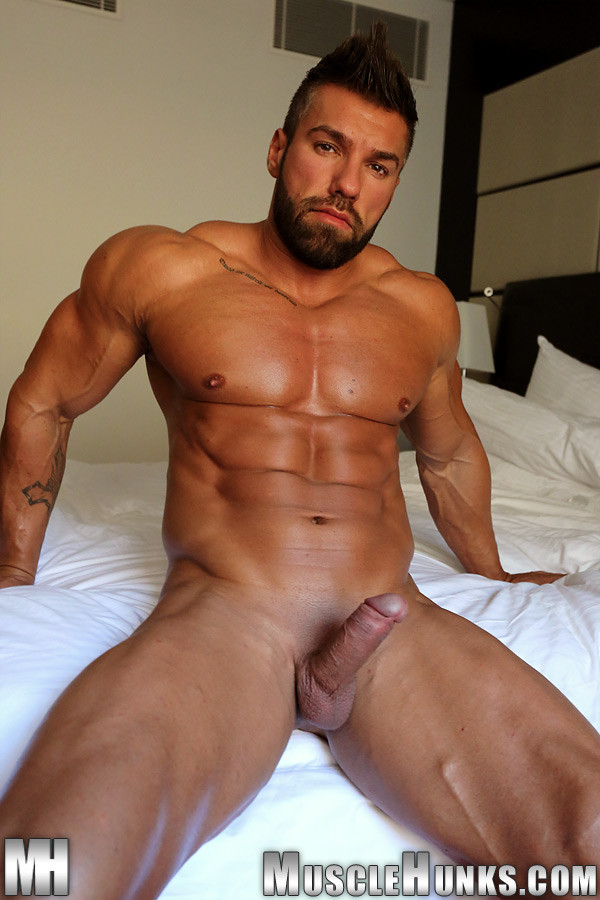Muscle Hunks - Lucas Di Angelo - Gaydemon-5029