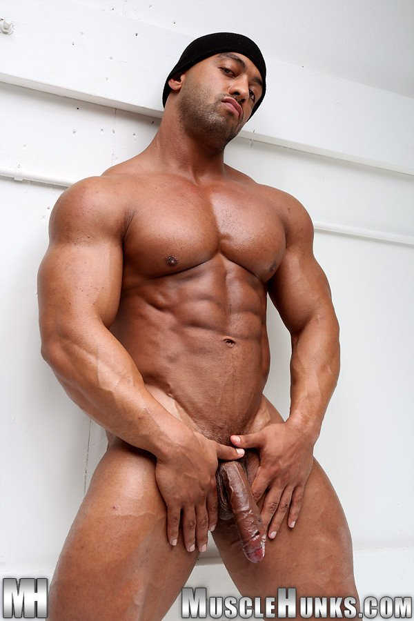 They Call Him Titan At Muscle Hunks - Gaydemon-4976