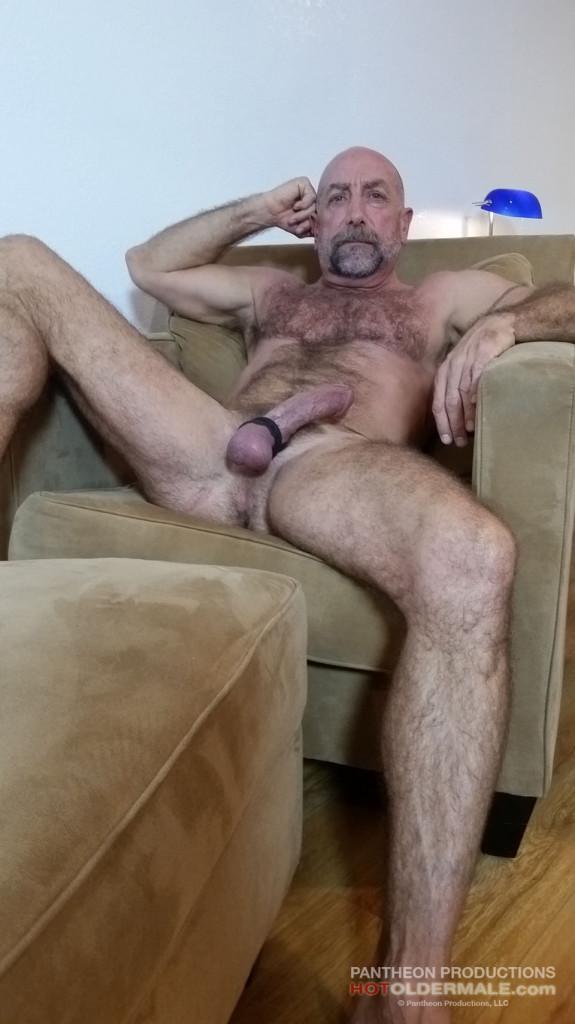 Sexy Older Naked Men