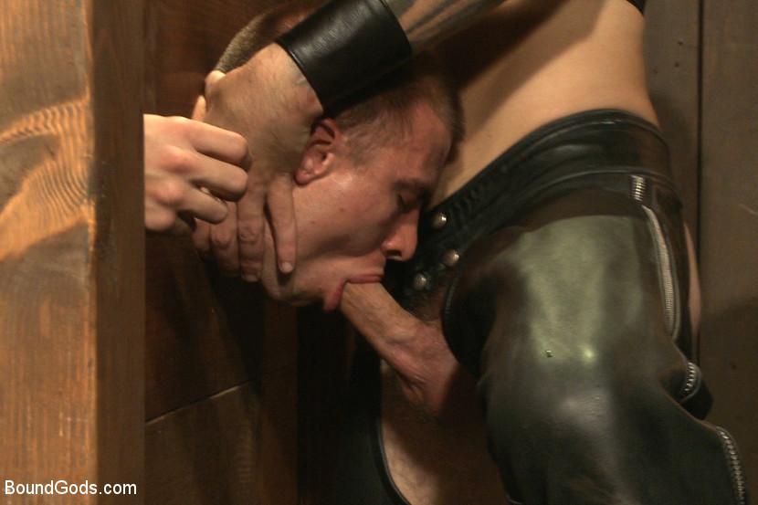 2 Slaves Serve Master Christian Wilde - Gaydemon-7167