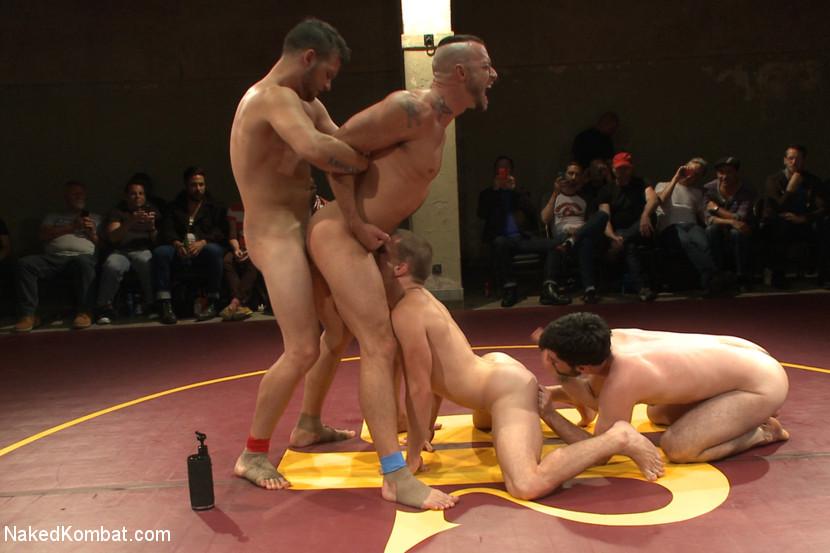 Big brother show nude scenes