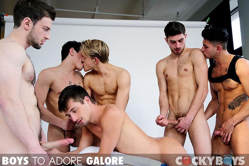 Cocky boys sex video