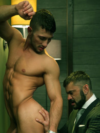 Video: Rogan Richards Fucks Marco Rubi