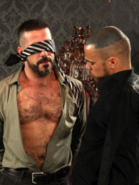 Video: delta kobra blindfolds and fucks michel rudin