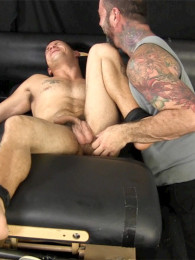 Video: victor at tickled hard