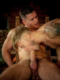 Video: Matt Anders & Paddy O'Brian at MEN.com