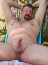 Video: Mitch Davis at hot older male