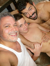Video: maverick men play with hot straight-ish boy toy Tom