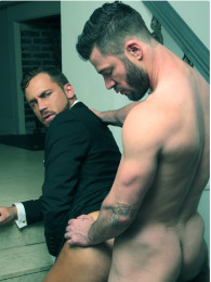 Video: LOGAN MOORE & DANNY STAR at men at play