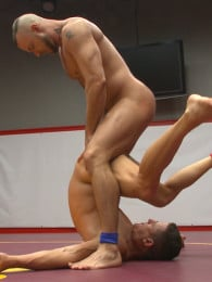 Video: ivan gregory vs jessie colter at naked kombat