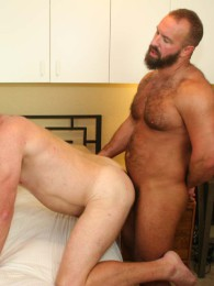 Video: Troy Webb and Mik Plars at hot older male