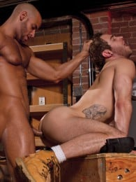 Video: Shawn Wolfe & Sean Zevran at falcon studios