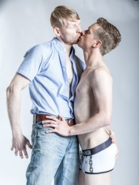 Video: Liam Harkmoore & Rob Yaeger at icon male