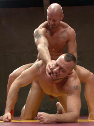 Video: jessie colter vs mitch vaughn at naked kombat