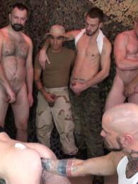 Video: Breeding in the Barracks at dark alley