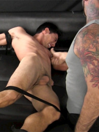 Video: COREY at tickled hard