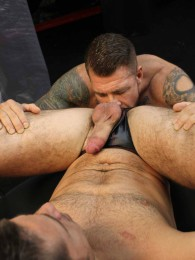 Video: Rocco Steele and Owen Powers at breed me raw