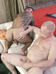 Video: Rusty McMann and Marc Angelo at bear films