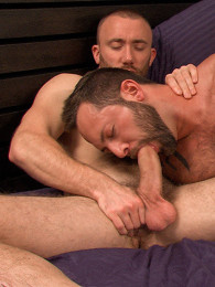 Video: Nick Prescott and Tyler Edwards in morning wood