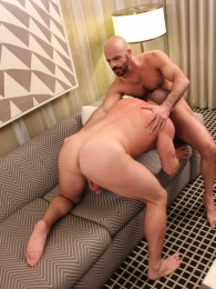 Video: Shay Michaels and Adam Russo at breed me raw