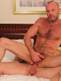 Video: Chad Brock and Rocco Steele at bareback that hole