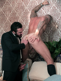 Video: JESSY ARES AND DOMINIQUE HANSSON at men at play