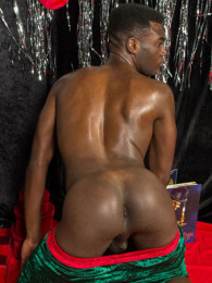 Video: African pornstar Tonrell Banks