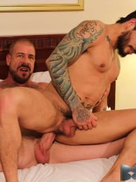 Video: Rocco Steele and Draven Torres at BBTH