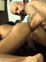 Video: Sylvan Lyk and Alfa Jota at gay demon