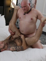 Video: Zeke and Bronx Romp fuck Raw at stocky dudes