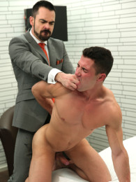 Video: Dolan Wolf in Suit Fucks a Groom