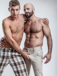 Video: Adam Russo & Alexander Greene at icon male