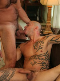 Video: Jason Proud and Eddie Kordova at hot older male