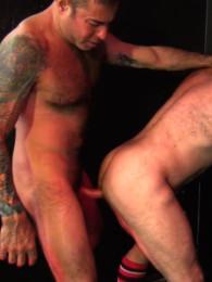 Video: Nick Moretti and Patrick DeLuca at dudes raw