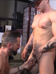 Video: dominic back for more head