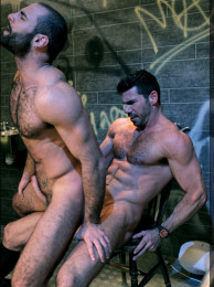 Video: billy santoro and paco at men at play